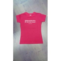 Spruch T-Shirt 4